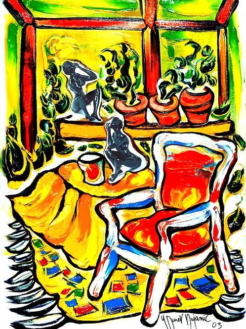 """""""Le Jardin d'Hiver"""""""