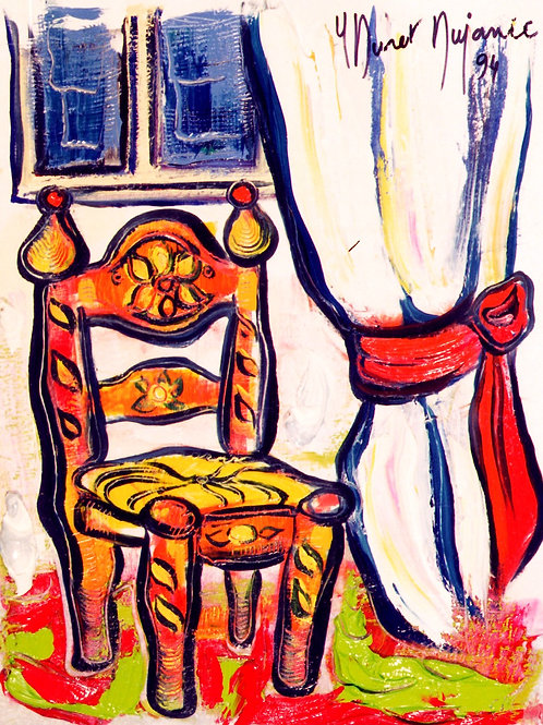 """La Chaise""*"