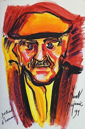 """""""Portrait d'Homme"""""""