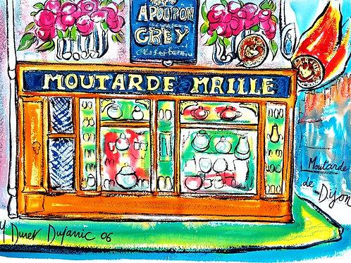"""""""Moutarde de Dijon"""""""