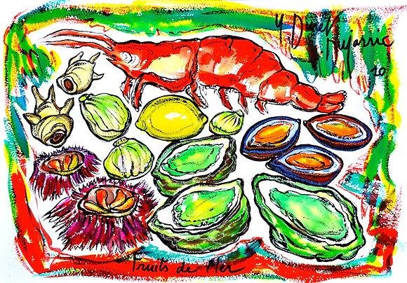 """Fruits de Mer"""