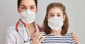Czy dzieci mogą bezpiecznie nosić maseczki antyinfekcyjne?