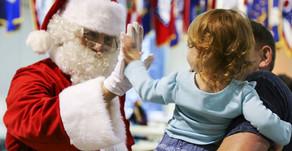 Magia Świętego Mikołaja .....czyli co i dlaczego mówić dzieciom?