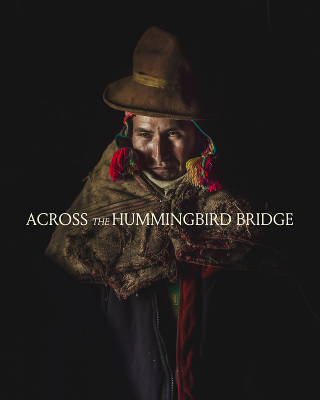Across the Hummingbirg Bridge