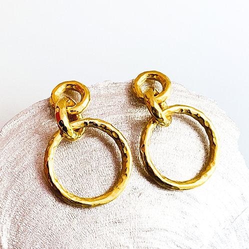 Ohrhänger Gold Rush