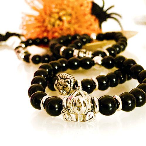 Armband Black Collection 3 Motive