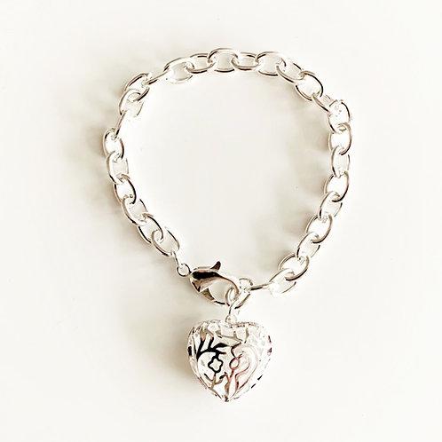 Armband Passion Heart