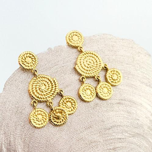 Ohrringe Gypsy Gold