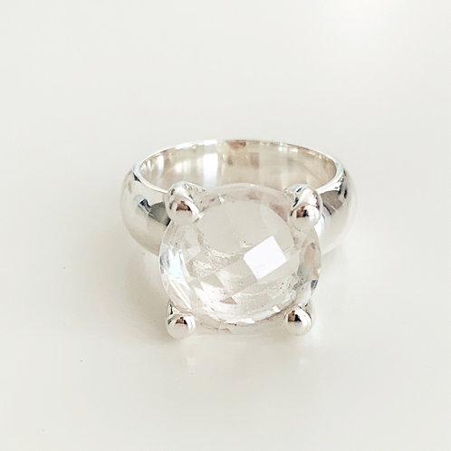 Ring Silver Rock