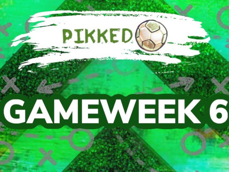 Pikked's Predictions for Game Week 6