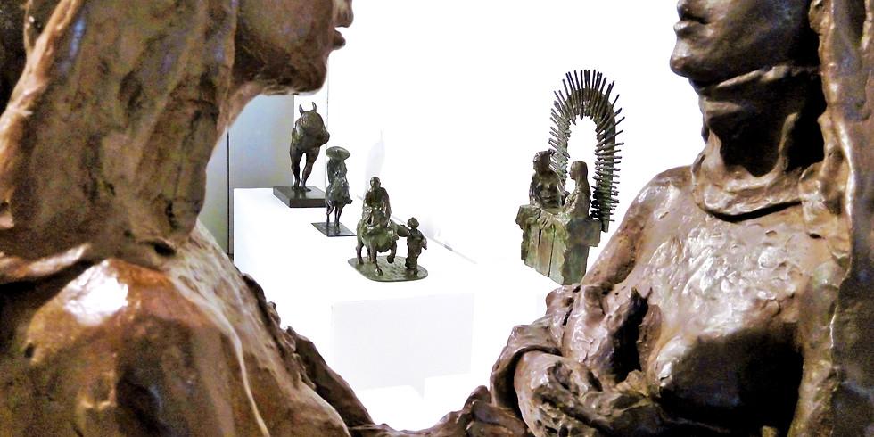 La statuaire et son envers   Martín Salazar