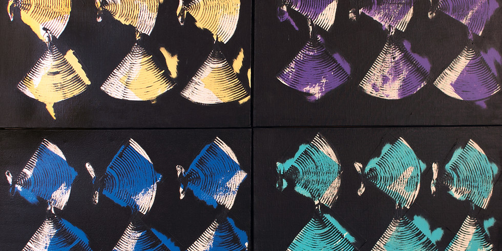 Trois///Espaces | Ilhem Ellouze, Liu Yi et Jacques Verdier