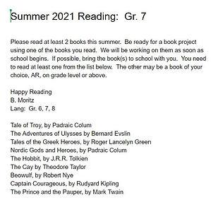 Grade 7 summer reading list.JPG