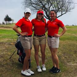Senior Girl Golfers