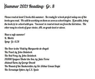 grade 8 summer reading list.JPG