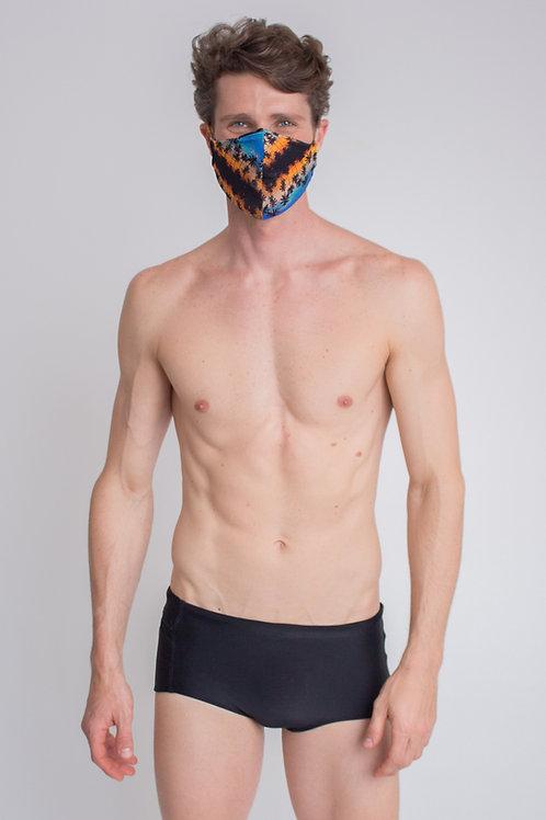Máscara estampada itiz