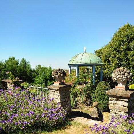 Jardin Le Sidaner de Gerberoy