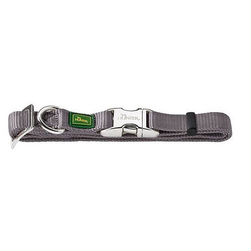 Nylon Dog Collar with Aluminium Safety Clasp