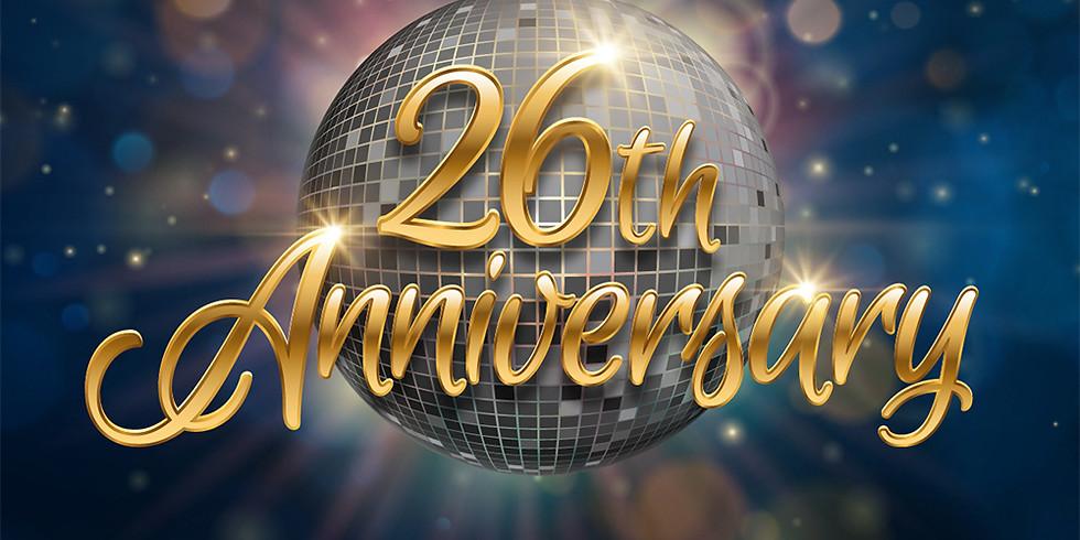 CUCC 26th Anniversary Celebration