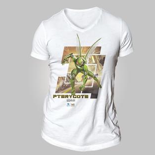 Epoch Merch PTERYGOTE Unisex V-Neck T-Shirt