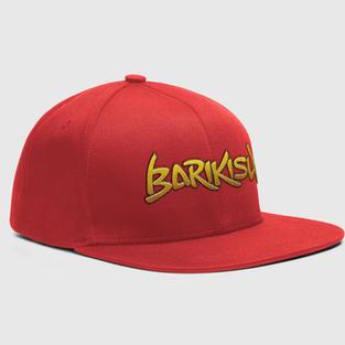 Epoch Merch Barikisu Flat Panel Style Embroidered Baseball Cap