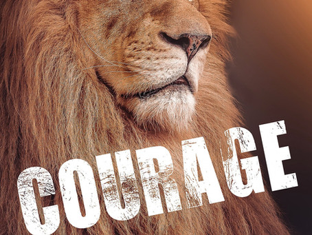 Courage - I can handle this!