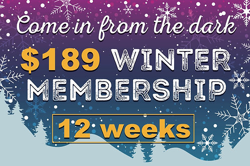 2021 Winter Membership