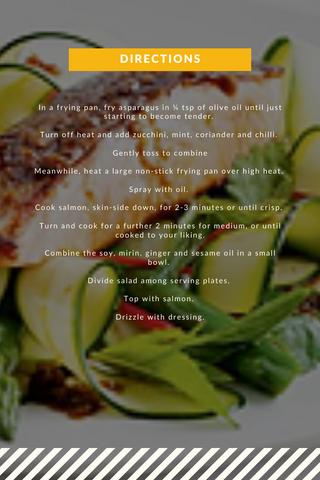 Crispy Skin Salmon-so easy, with heaps of Omega 3