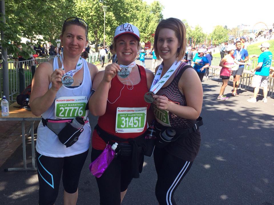 Di Liv Abby melb marathon.jpeg