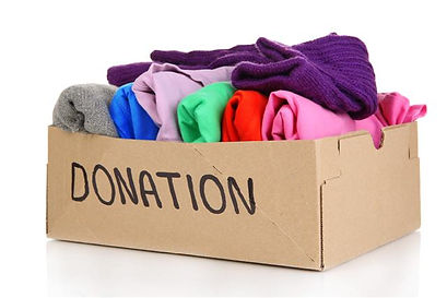 Raise money with a NJ clothing drive fundraiser