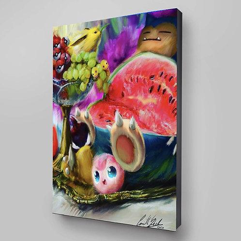 Pokémon Fruit Bowl