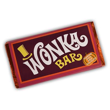 Wonka Bar - Milk Chocolate Pumpkin Spice
