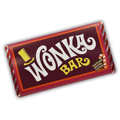 Wonka Bar - Dark Chocolate Candy Cane