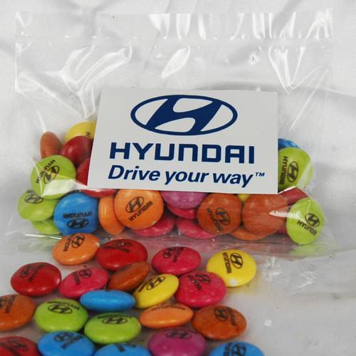 Printed Smarties / Beans 50 gram bag