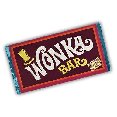 Wonka Bar - White Chocolate Cookies and Cream
