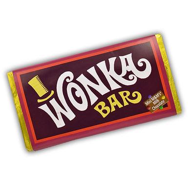 Wonka Bar - Milk Chocolate Mini M&Ms