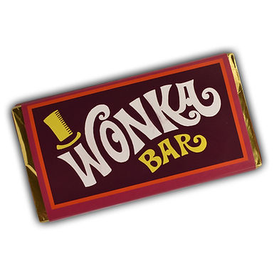Wonka Bar - Milk Chocolate