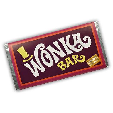 Wonka Bar - Caramelised White Chocolate