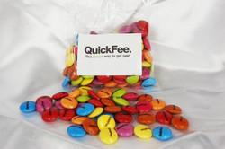 100 gram Bag with Sticker