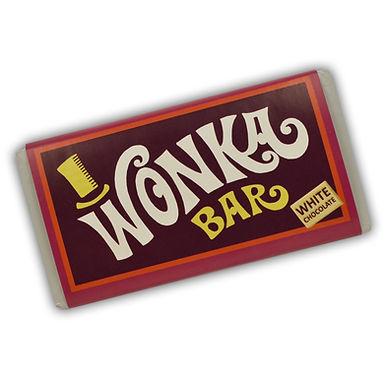 Wonka Bar - White Chocolate