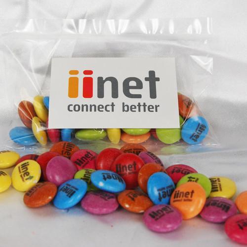 Printed Smarties / Beans 25 gram bag