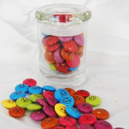 Printed Smarties / Beans 60 gram jar