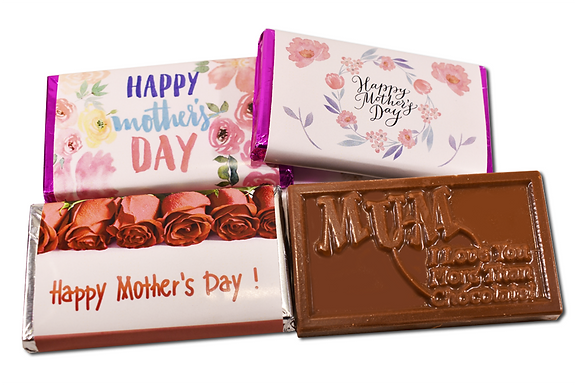 Printed wrapper bar (pack of 30)