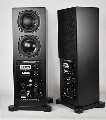 Rogers AB 3 subwoofer