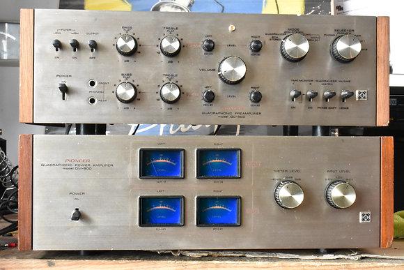 Pioneer QC 800 QM 800