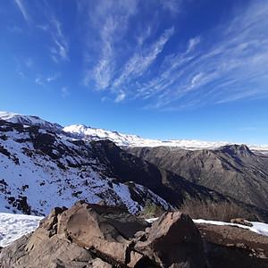 Farellones - Valle Nevado.