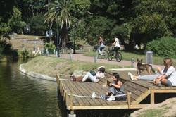Parque Rodó.