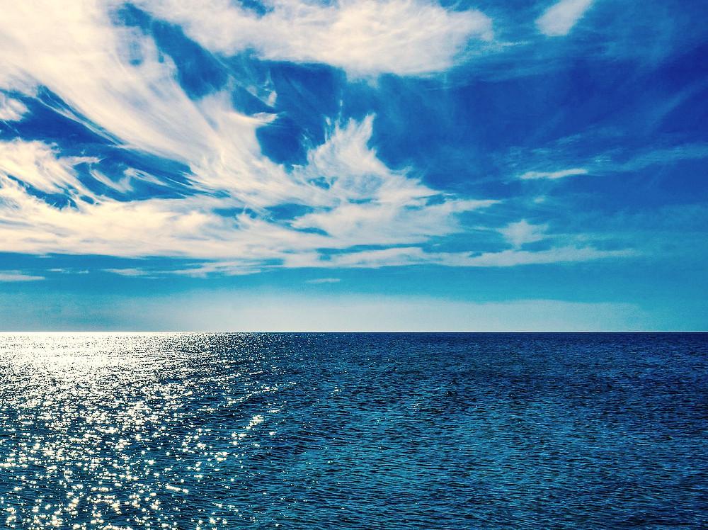 """""""Träumen heißt, durch den Horizont blicken."""" Afrikanisches Sprichwort"""