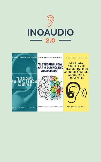 E-book Combo Projeto Audio Talks-Inoaudio