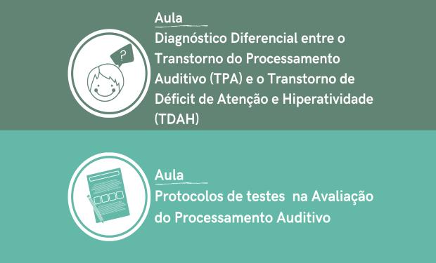 Aula de Diagnóstico + Aula Protocolo de Testes
